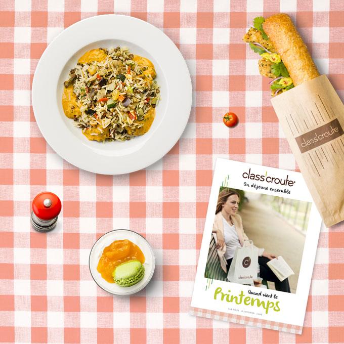les restaurants classcroute livraison plateau repas sandwich domicile traiteur entreprise. Black Bedroom Furniture Sets. Home Design Ideas
