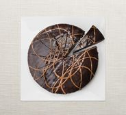 Gâteau au chocolat cœur fondant