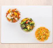 Le Club Mini Salades PÂTES & CRUDITÉS