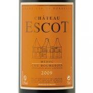 Château Escot Bordeaux Médoc