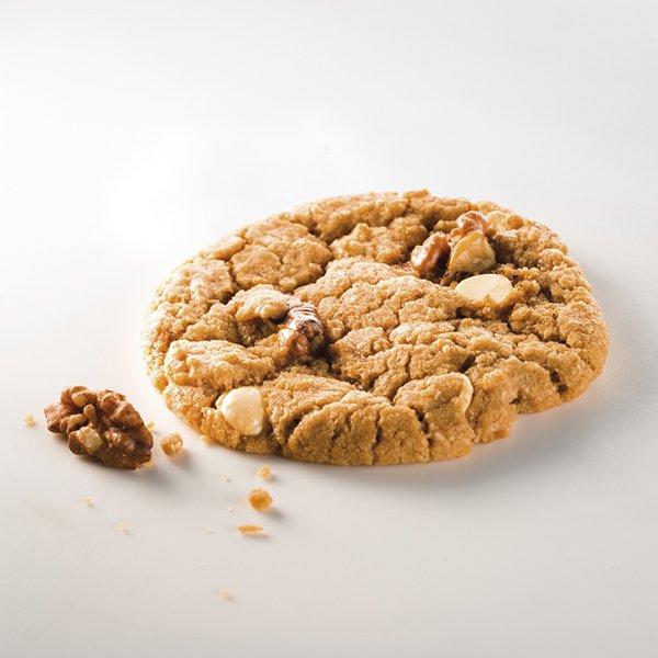 Cookie Blanc et Noix