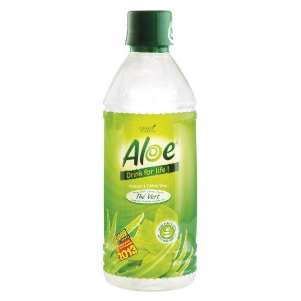 Aloe Vera Thé Vert