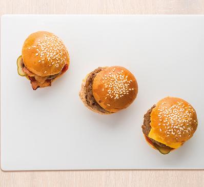 Fifteen Burgers