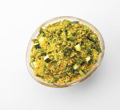 Grande Salade Taboulé Vert