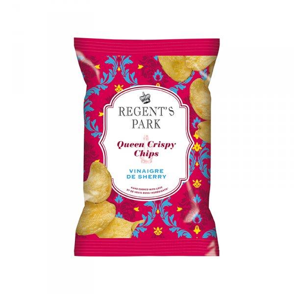 Chips KETTLE sea salt & balsamic vinegar