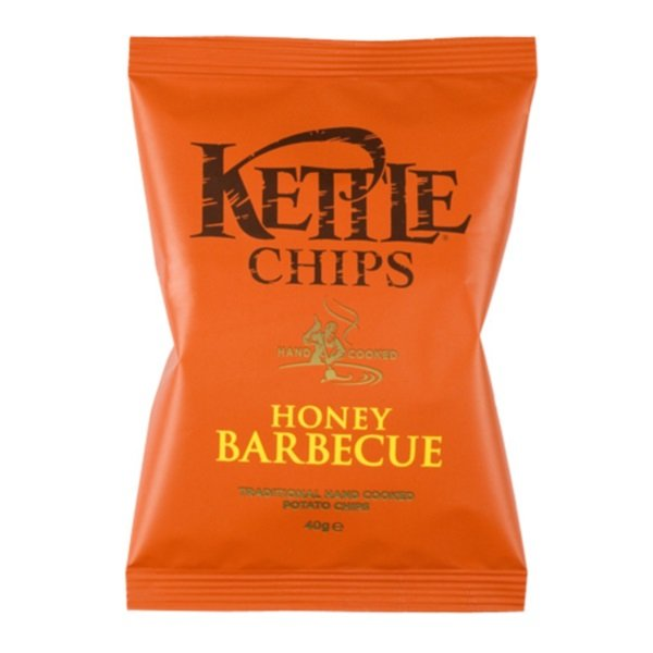 Chips KETTLE honey barbecue