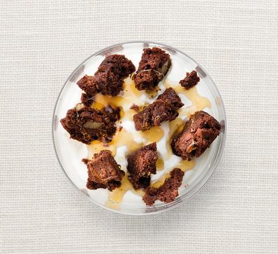 Plaisir lacté Brownie Macadamia