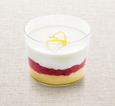 Plaisir lacté Citron Fraise