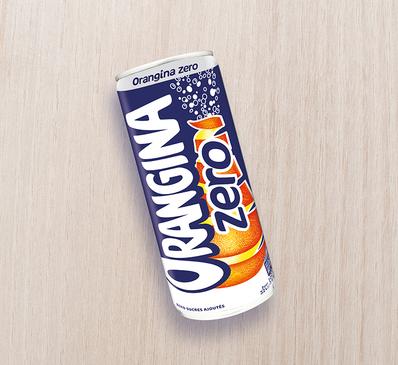 Orangina Zero 33 cl