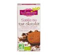 Biscuits BIO tout chocolat