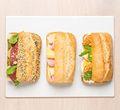 Le Coffret-club Mini-sandwich
